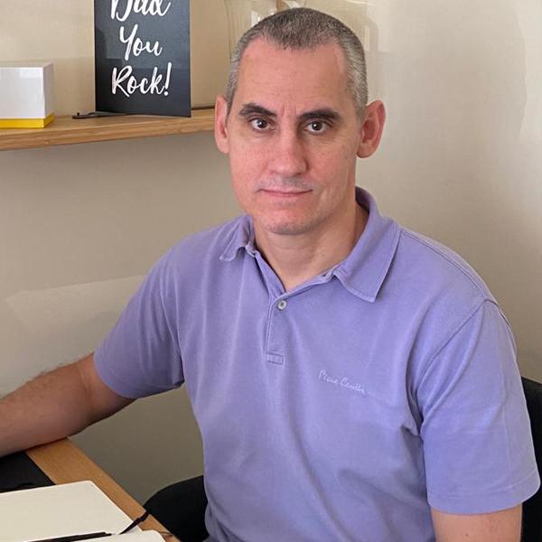 Jorge Pena Developer Manager
